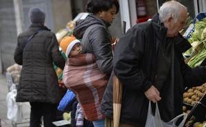 Crece el número de extranjeros en Gipuzkoa y alcanza ya al 10% de la población