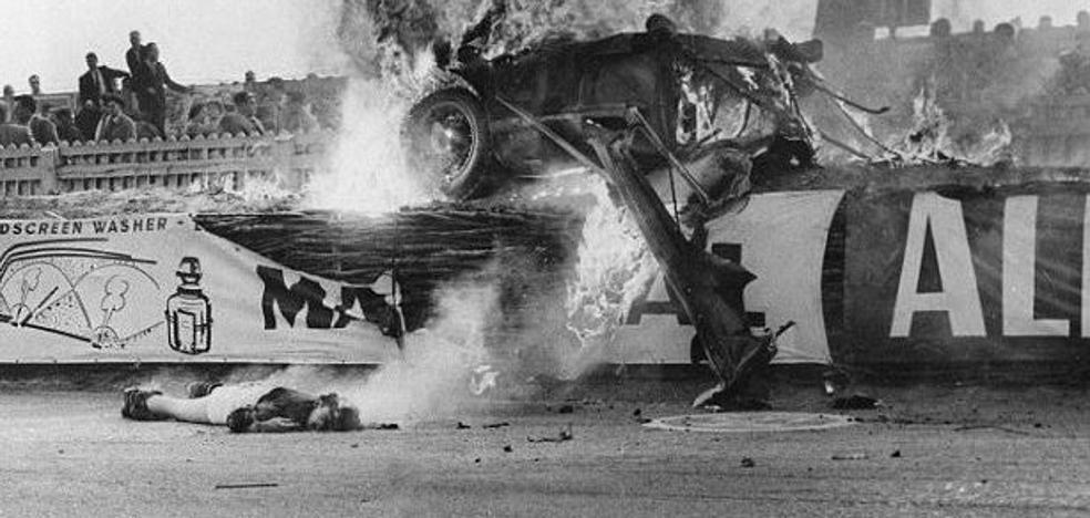 Desastre de Le Mans en 1955: la carrera del infierno