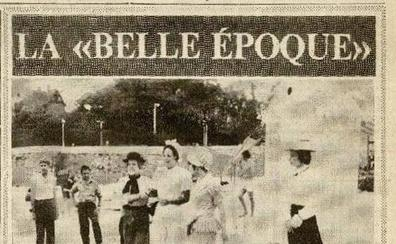 'Belle époque' en pleno 1970