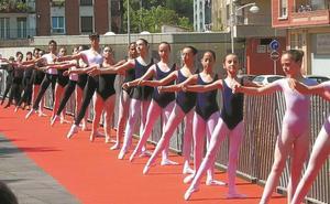 Antxo se convirtió en capital de la danza
