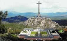 Gogora concluye que en el Valle de los Caídos hay enterrados al menos 1.231 vascos