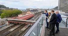 Euskadi quiere ordenar el tráfico de la Y vasca