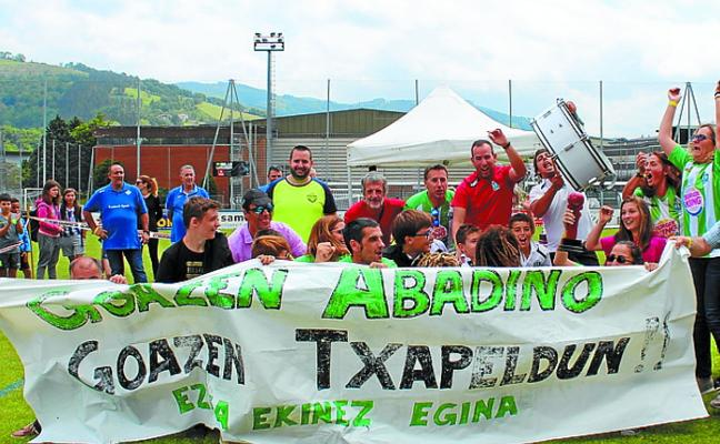 La Azpeitia Cup se va de nuevo a Barcelona