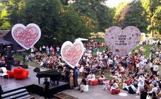 Milán se convierte en la ciudad del amor