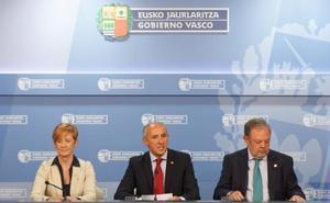 El Gobierno Vasco aprueba las directrices presupuestarias y «abre la puerta» a toda la oposición