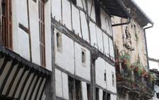 Ardixarra etxea, una puerta a la Edad Media