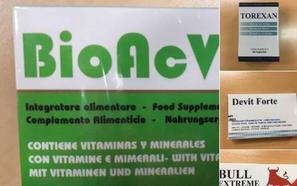 Retiran complementos alimenticios por llevar el principio activo de la Viagra y no advertirlo en la etiqueta