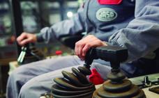 Jaso entra en la élite mundial de los fabricantes de macrogrúas tras firmar un contrato con Tata Steel