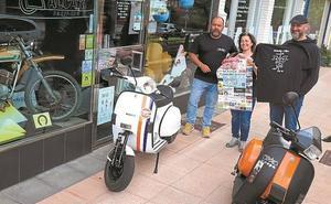 Scooter Club organiza el 'XIX Rally de Vespas y Lambrettas'