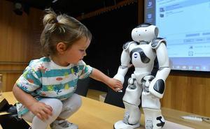 Robots que ayudan a niños con autismo