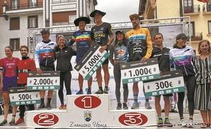 «El de Zarautz es un triatlón inigualable»