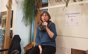 Los movimientos ecologistas, bajo la lupa de Valérie Chansigaud en Cristina Enea
