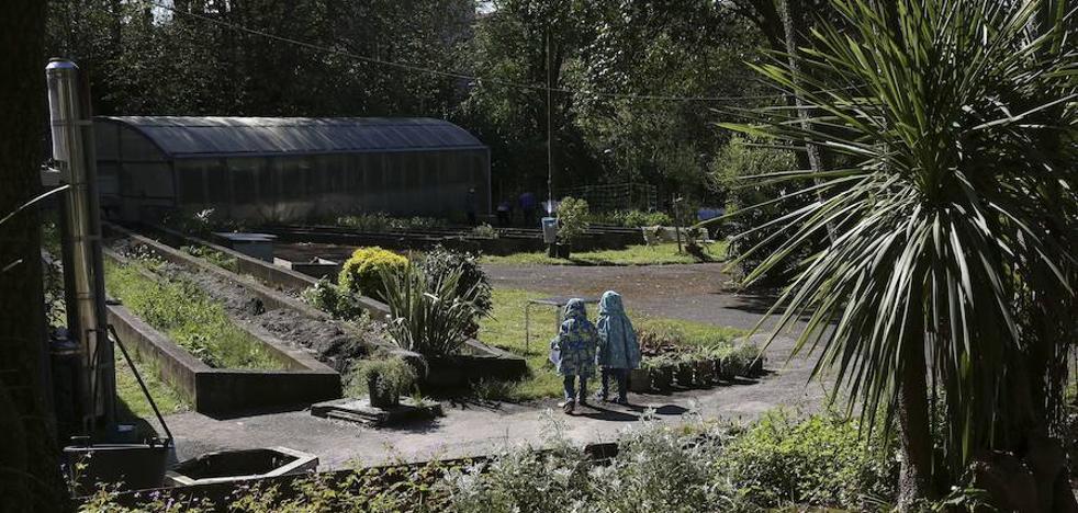 Hipotecas en maravedíes sin cancelar en los viveros de Ulia de San Sebastián
