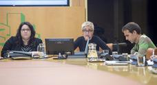 Steilas y LAB no descartan movilizaciones el próximo curso en la educación pública
