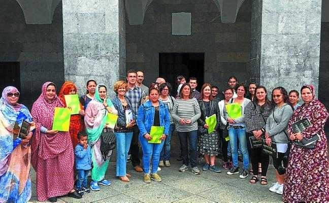 37 neska-mutil euskara ikasteko Mundukoloreak errefortzu programan