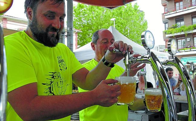 La Feria de la Cerveza de HCRE se consolida un año más en la localidad