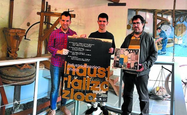 Ganbara invita a conocer el patrimonio industrial a través de la música