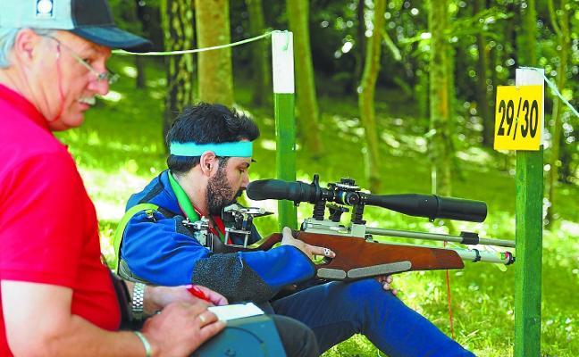 Cuarenta y dos tiradores participarán en el XIII Open de Euskadi de 'field target'