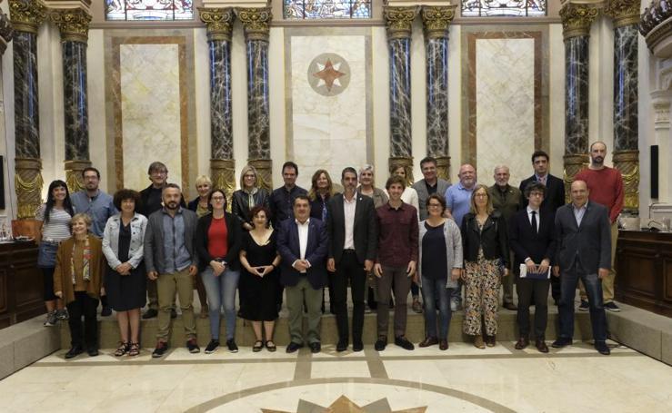 Último Pleno de la legislatura en San Sebastián