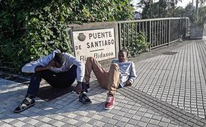 El Gobierno Vasco habilitará un máximo de 350 plazas en Gipuzkoa para migrantes en tránsito este verano