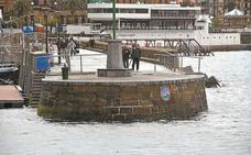 Denuncian riesgos en las obras del puerto