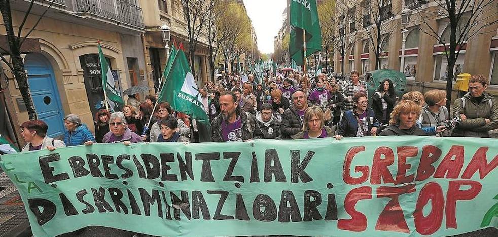 El Gobierno Vasco reúne hoy a todas las partes para desbloquear el conflicto en las residencias