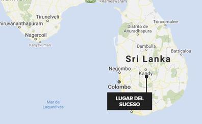 Un detenido en Sri Lanka por agredir sexualmente a una turista española