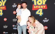 Estreno mundial de 'Toy Story 4' en Los Ángeles