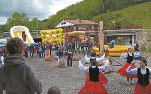 Dantxarinea celebró una nueva edición de su tradicional fiesta de Pentecostés