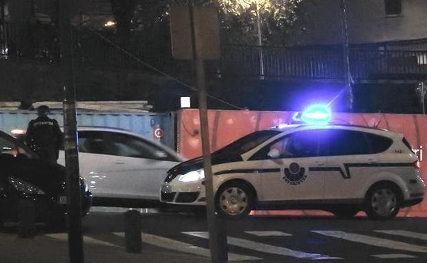 Detenido por violar a un joven de 22 años en una lonja en Bilbao