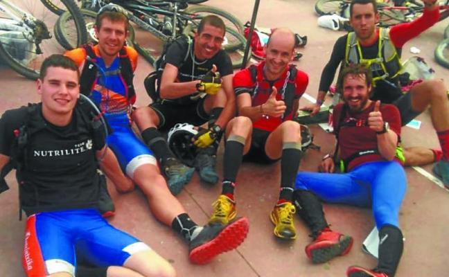 El raid de aventura vuelve a la cartelera deportiva tras un parón de cinco años