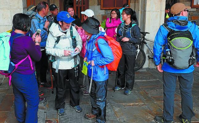 Organizan dos salidas montañeras por el Camino Ignaciano