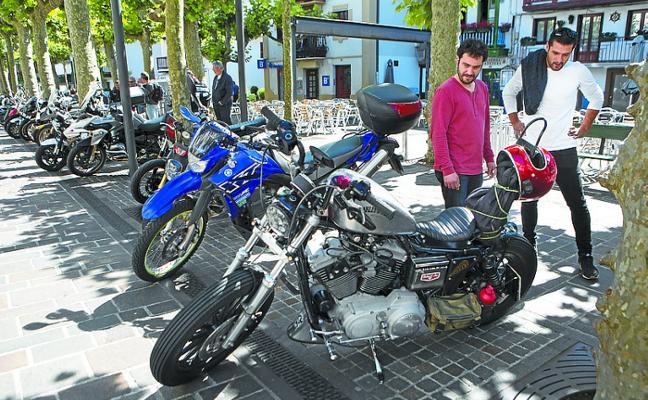 3.000 MOTOS 'INVADIERON' LA CIUDAD