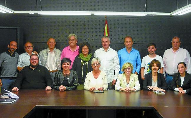 La corporación se despide con la incógnita de quién será la alcaldesa de Pasaia
