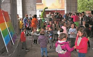 Elgoibar se suma a las actividades en apoyo al colectivo LGTBI+