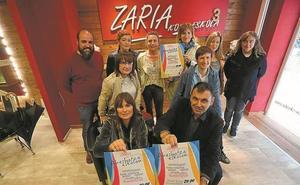 Las voces de Zaria y diversos centros escolares se fundirán el sábado en un concierto