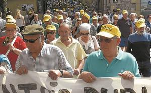 El movimiento de pensionistas será quien lance el 'txupinazo' festivo