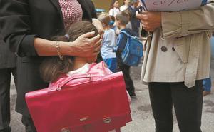 La atención temprana a menores se dispara y obliga a Gipuzkoa a destinar más recursos