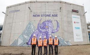Siemens Gamesa inaugura el primer 'almacén' térmico de energía eléctrica