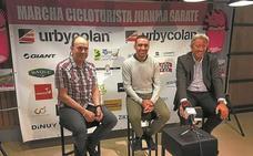 Miguel Indurain participará este domingo en la 'Marcha Garate'