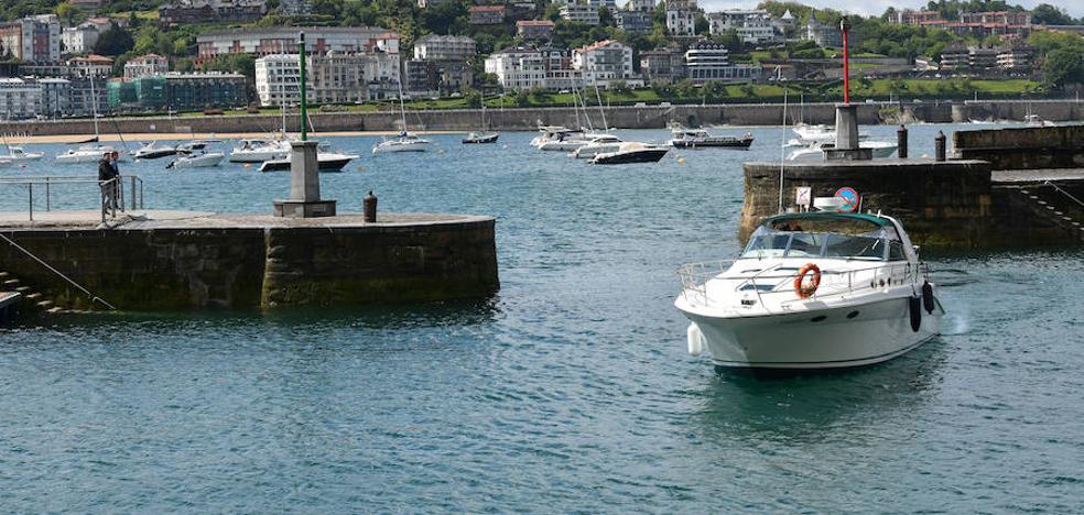 El Gobierno Vasco asegura que la navegación en el puerto está «absolutamente garantizada»