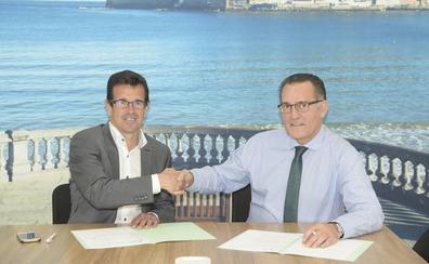 Acuerdo de patrocinio de Reale Seguros en la Donosti Cup