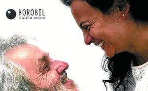 Borobil ofrece en el Principal hasta el domingo la tragicomedia 'Román y Julieta'