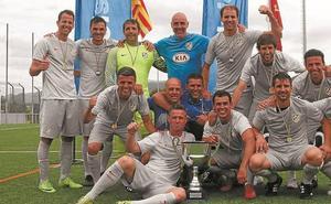 Granitez se lleva el título a Madrid