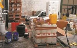 La Guardia Civil desmantela una clínica veterinaria clandestina en la zona de la Ultzama
