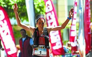 Oihana Kortazar, premio a la perseverancia