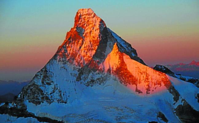 Poliki T. a los Alpes