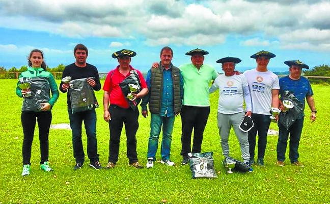Narraspe, campeón del Compak Sporting