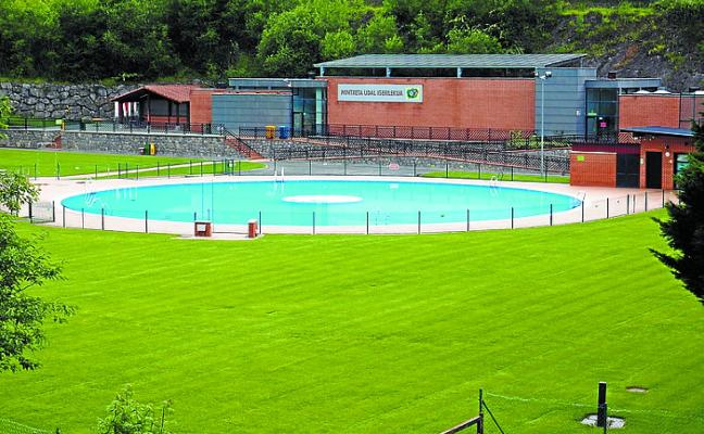 Mañana sábado da comienzo la temporada de verano en las piscinas de Mintxeta