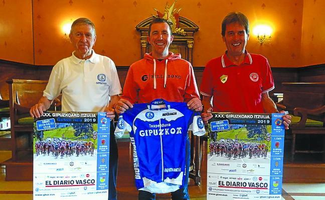 La XXX Vuelta a Gipuzkoa Junior arrancará en Oñati con una crono de 2,1 kilómetros